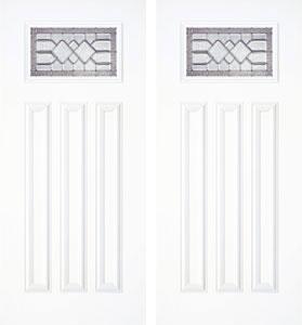 Mission Pointe Craftsman Rectangle Fiberglass Double Door  sc 1 st  Feather River Doors & Feather River Doors | Mission Pointe