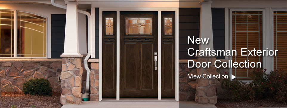 Home Entrance Door: Wood Exterior Doors With Glass