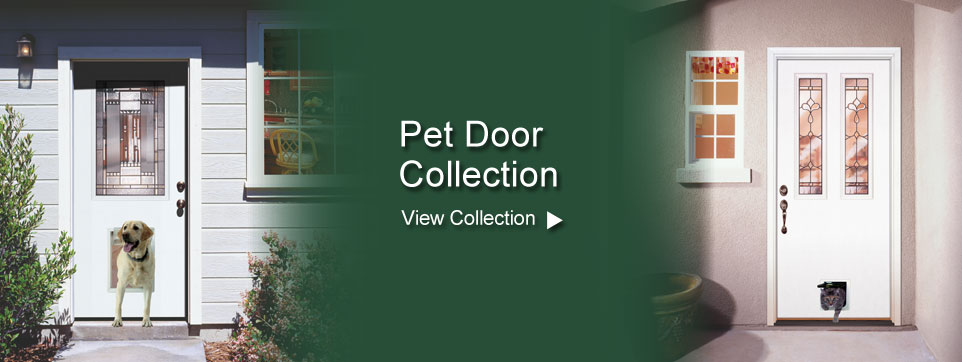 pet door collectino